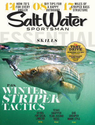 Salt Water Sportsman November 2015