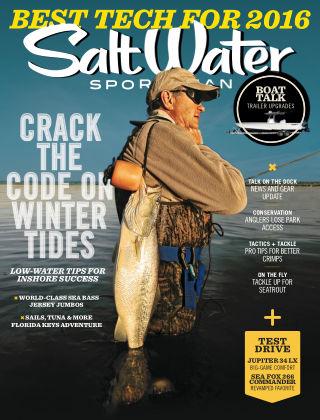Salt Water Sportsman Dec-Jan 2016