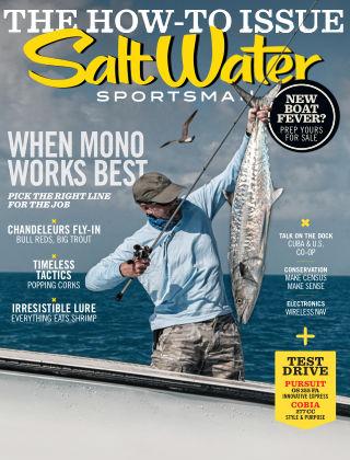 Salt Water Sportsman Feb 2016