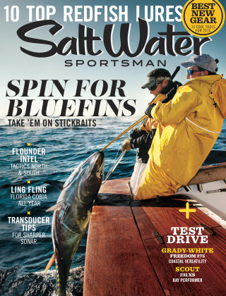 Salt Water Sportsman Mar 2016