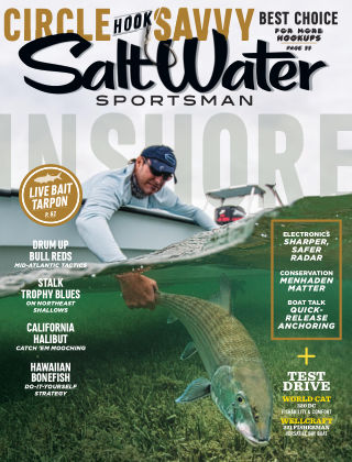 Salt Water Sportsman Apr 2016