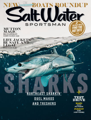 Salt Water Sportsman May 2016