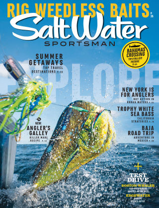 Salt Water Sportsman Jun 2016