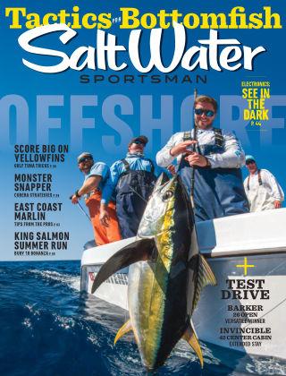 Salt Water Sportsman Jul 2016