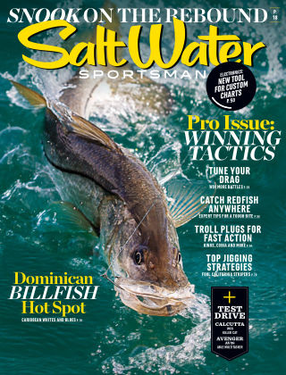 Salt Water Sportsman Aug-Sep 2016