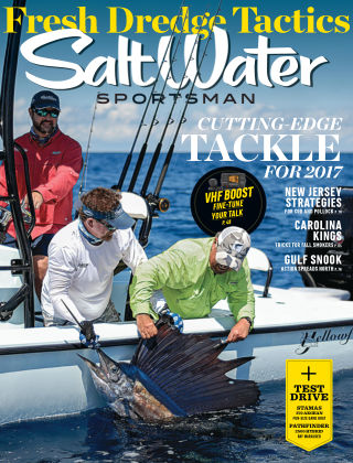 Salt Water Sportsman Oct 2016
