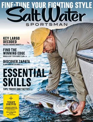 Salt Water Sportsman Nov 2016