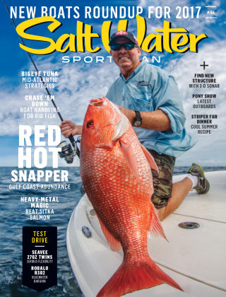 Salt Water Sportsman May 2017