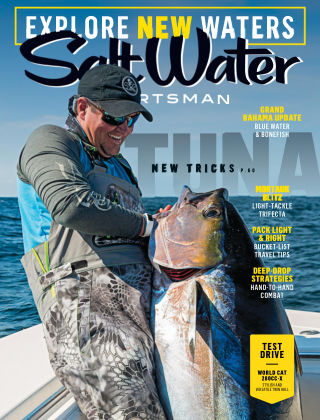 Salt Water Sportsman Jun 2017