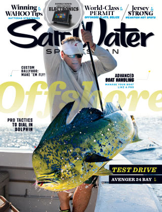 Salt Water Sportsman Jul 2017