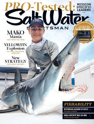 Salt Water Sportsman Aug-Sep 2017