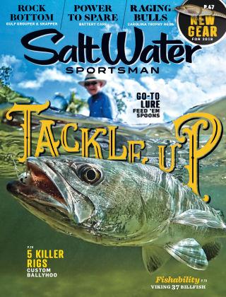 Salt Water Sportsman Oct 2017