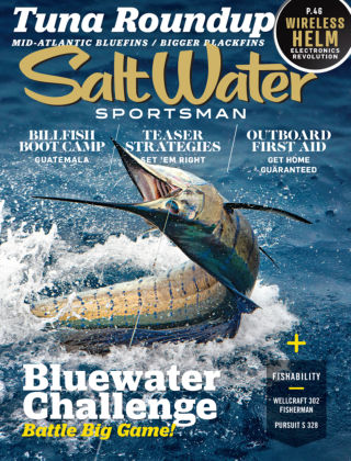 Salt Water Sportsman Nov 2017