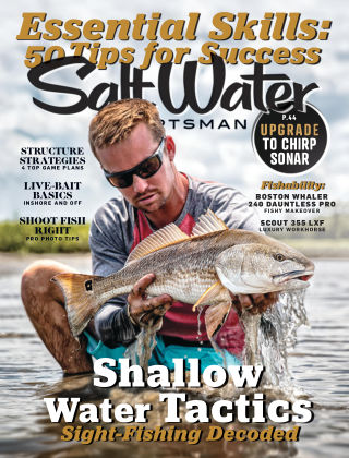 Salt Water Sportsman Feb 2018
