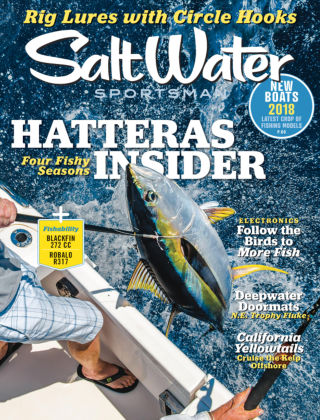 Salt Water Sportsman May 2018