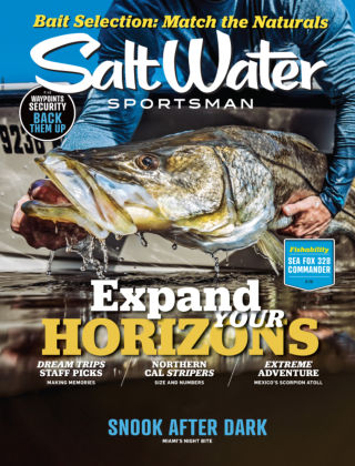 Salt Water Sportsman Jun 2018