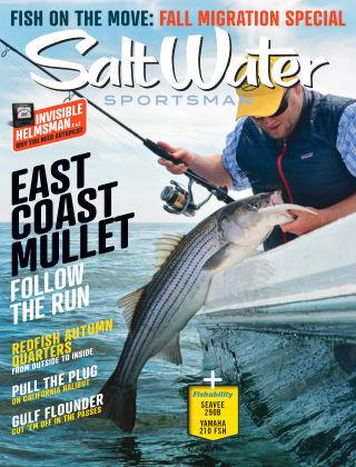 Salt Water Sportsman Aug-Sep 2018