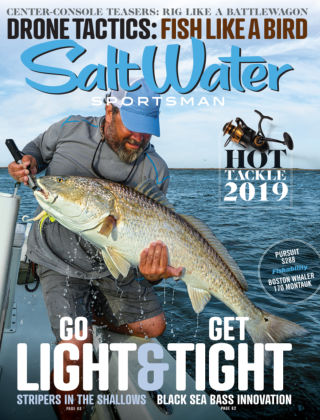 Salt Water Sportsman Oct 2018