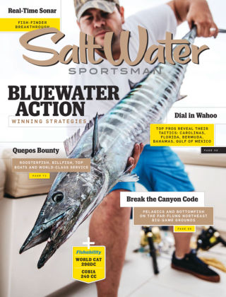 Salt Water Sportsman Nov-Dec 2018