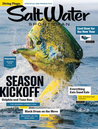 Salt Water Sportsman Mar 2019