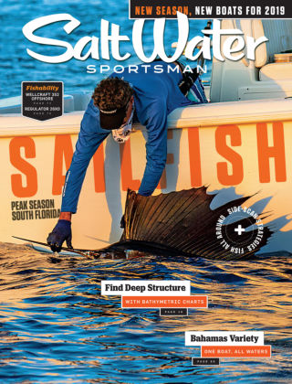 Salt Water Sportsman May 2019