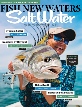 Salt Water Sportsman Jun 2019