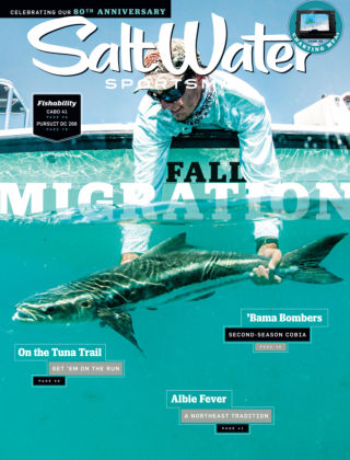 Salt Water Sportsman Aug-Sep 2019