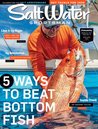 Salt Water Sportsman Oct 2019
