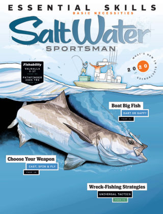 Salt Water Sportsman Feb 2020