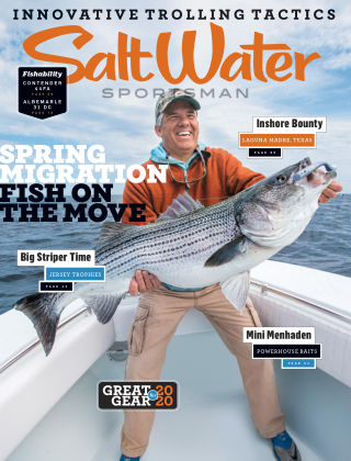 Salt Water Sportsman Mar 2020