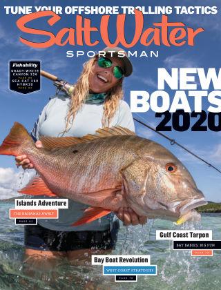 Salt Water Sportsman May 2020