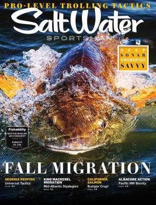 Salt Water Sportsman Aug Sept 2020