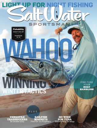 Salt Water Sportsman Nov Dec 2020