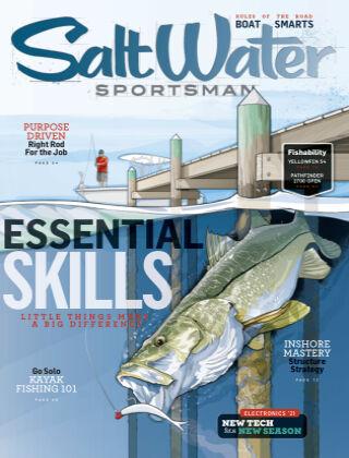 Salt Water Sportsman February 2021