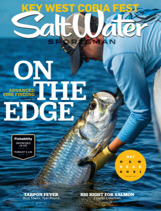 Salt Water Sportsman March 2021