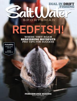 Salt Water Sportsman April 2021