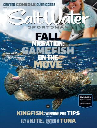 Salt Water Sportsman A/S-21