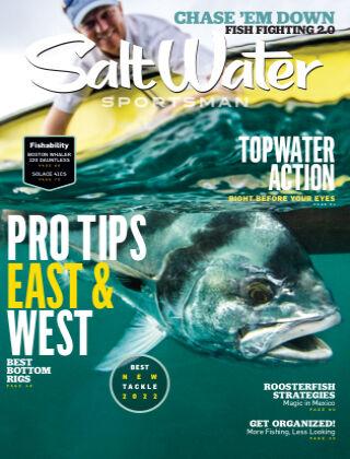 Salt Water Sportsman OCT '21