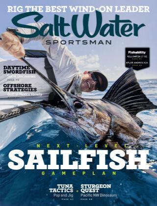 Salt Water Sportsman N/D'21