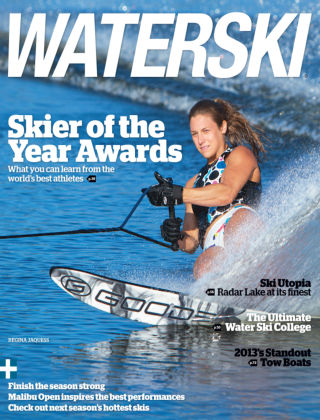 Waterski Fall 2012