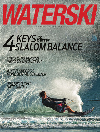 Waterski March 2013