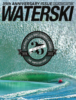 Waterski June 2013