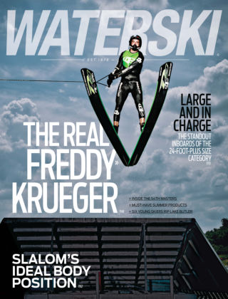 Waterski July / Aug 2013