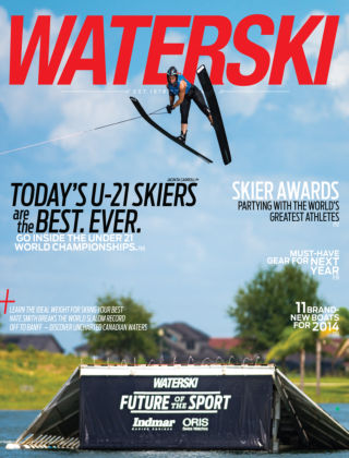 Waterski Fall 2013