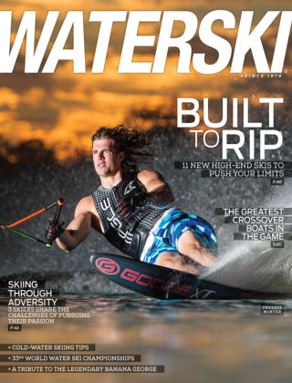 Waterski March 2014