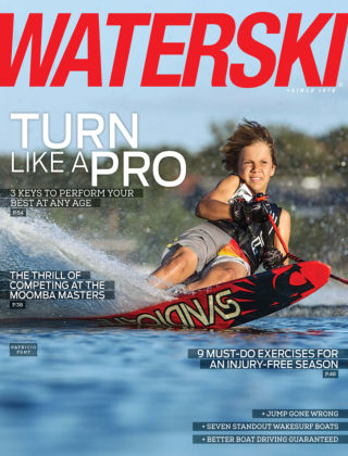 Waterski May 2014