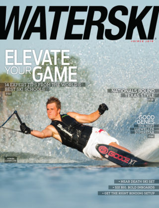 Waterski June 2014