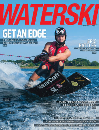 Waterski July / August 2014