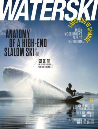 Waterski March 2015