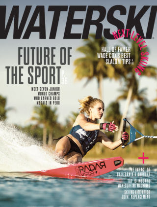 Waterski April 2015